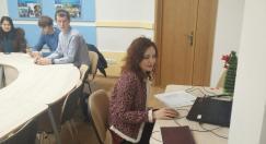 Предэкзаменационные консультации в форме вебинара в ресурсном центре ФСПТ